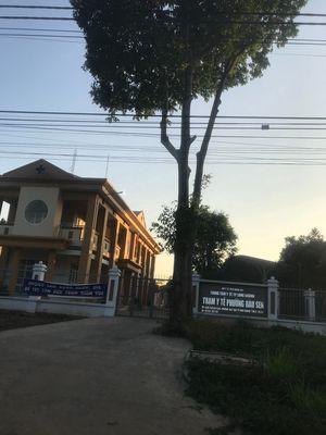 Đất mặt tiền đường QL1 gần UBND Bàu Sen