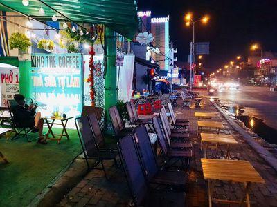 Sang quán cofee mặt đường Q12