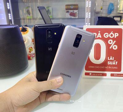 Samsung Galaxy A6 Plus Zin Đẹp Trả Góp 0%