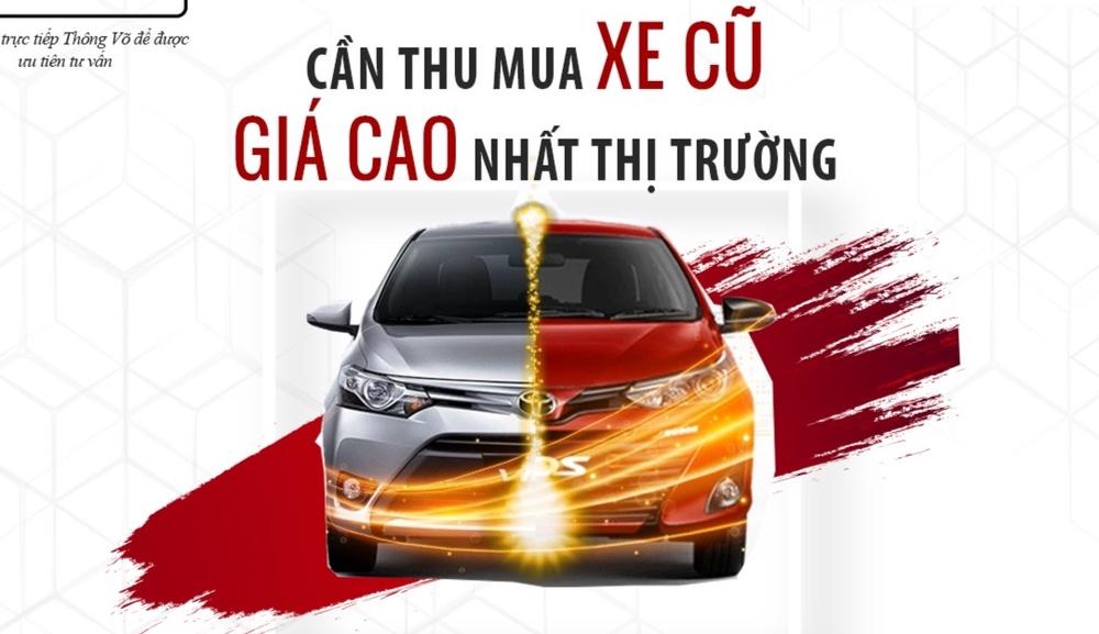 USEDS CAR TOYOTA Lý Thường Kiệt