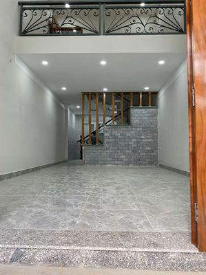 Nhà mới 4x15 shr Tân Chánh hiệp 34  quân12