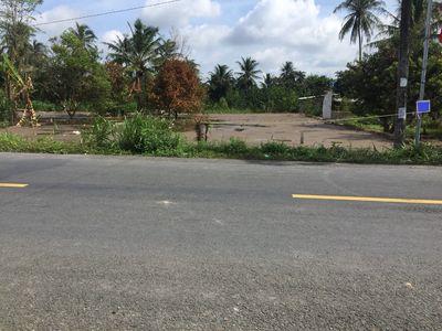 Đất nền thổ cư mặt tiền Tỉnh lộ 883 (QL57B) cầu RM
