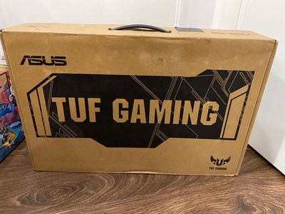 Bán Asus gaming TUF Ryzen7/8GB/512GB/1650, FPT new