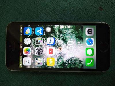 iPhone 5s đã thay vỏ đen