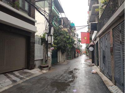 Nhà Ái Mộ, Long Biên ô tô 42m 5T