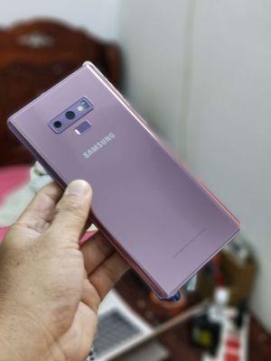Samsung Note 9 6/128GB 99% Zin áp. Quẹt, Góp..
