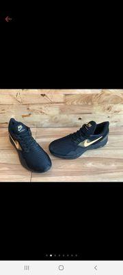 Giày nike zoom Pegasus,màu đen,size 39(không hộp)