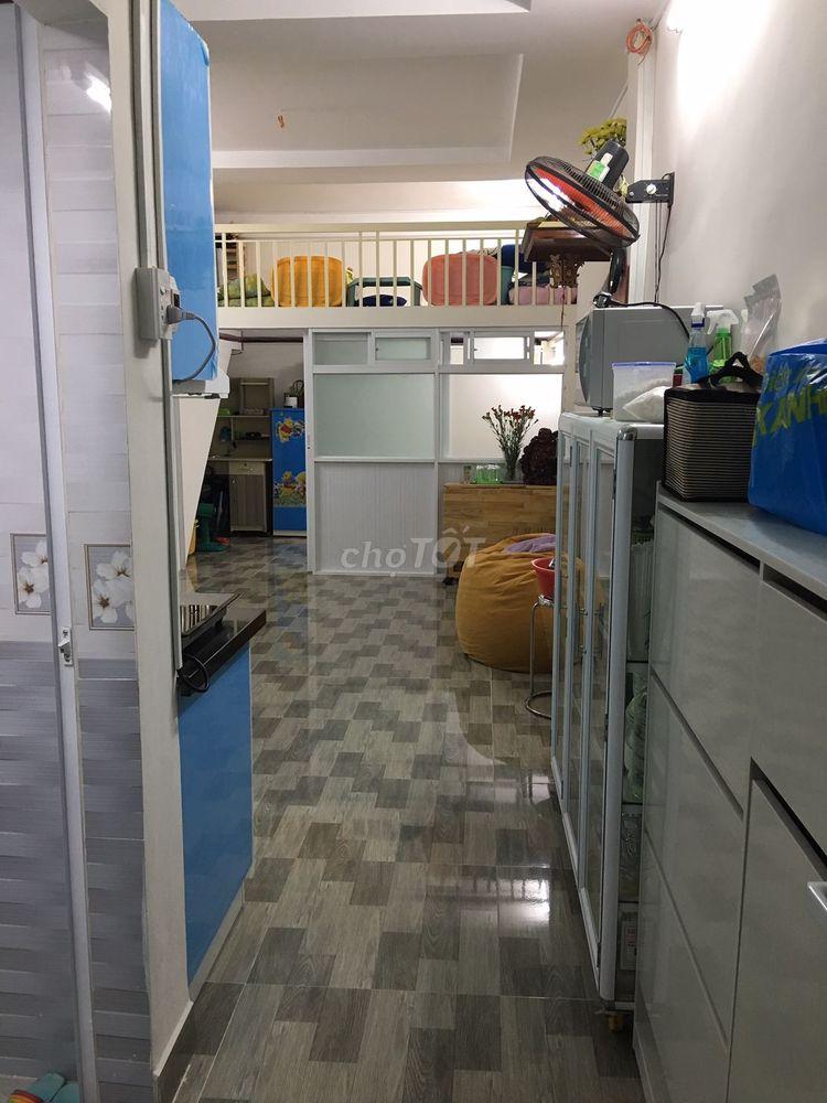 Bán căn hộ tại Chung cư 2 Bàu Cát - Quận Tân Binh