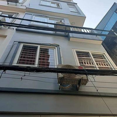 Nhà phố Phạm Văn Đồng Quận Bắc Từ Liêm 46m2 x5T