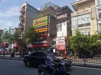 Nhà mặt phố Tôn Đức Thắng 136m2 mt 5.1m, giá 36 tỷ
