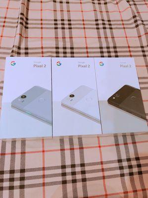 Google Pixel 2 - 2 XL Mỹ New Seal 100%-TRẢ GÓP 0%