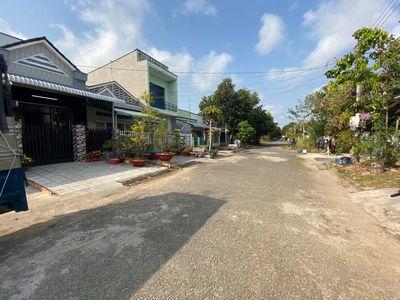 Nhà mới 90% khu dân cư Nguyễn Voi đường số 1