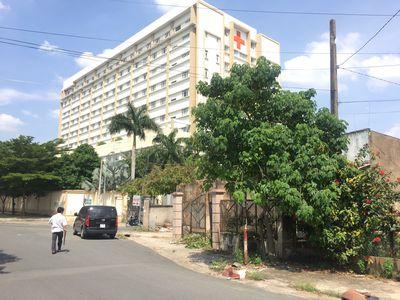 Bán đất mặt tiền Đối diện BVQT Đồng Nai 45tr/m2