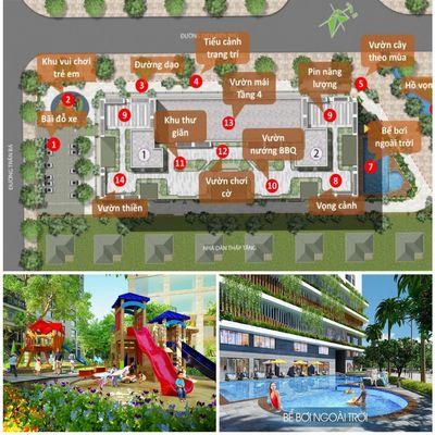 An cư thịnh vượng cùng căn hộ Ecolife Riverside
