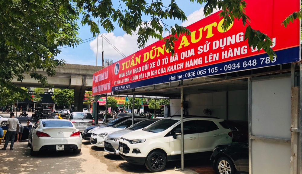 Tuấn Dũng Auto 86 Phạm Hùng