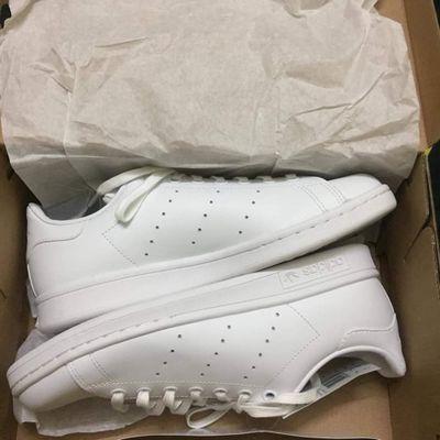 Adidas Stansmith full white, size 38 2/3