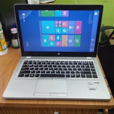 HP Folio 9470M i5 3437/4GB SSD 128 USA BH dài +Cặp