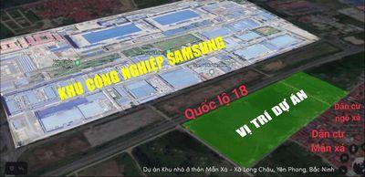Nóng Đất đối diện Samsung giá siêu siêu ưu đãi