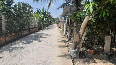 Nhà 2 mặt tiền gần chợ Tiên thủy
