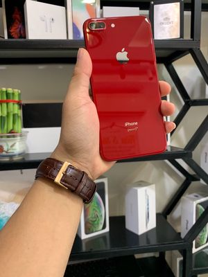 Apple iPhone 8 plus 256 GB đỏ