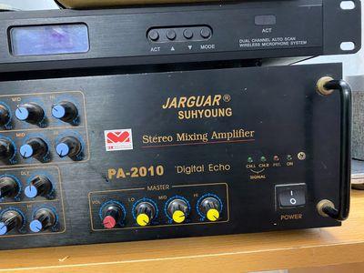 Nhượng lại cho anh em cần hát karaoke amply jaguar