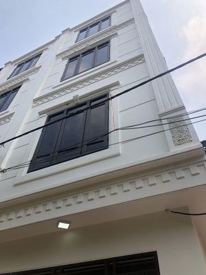 Nhà 4 tầng Lê Trọng Tấn, gần KĐT Nam Cường 1,95 Tỷ