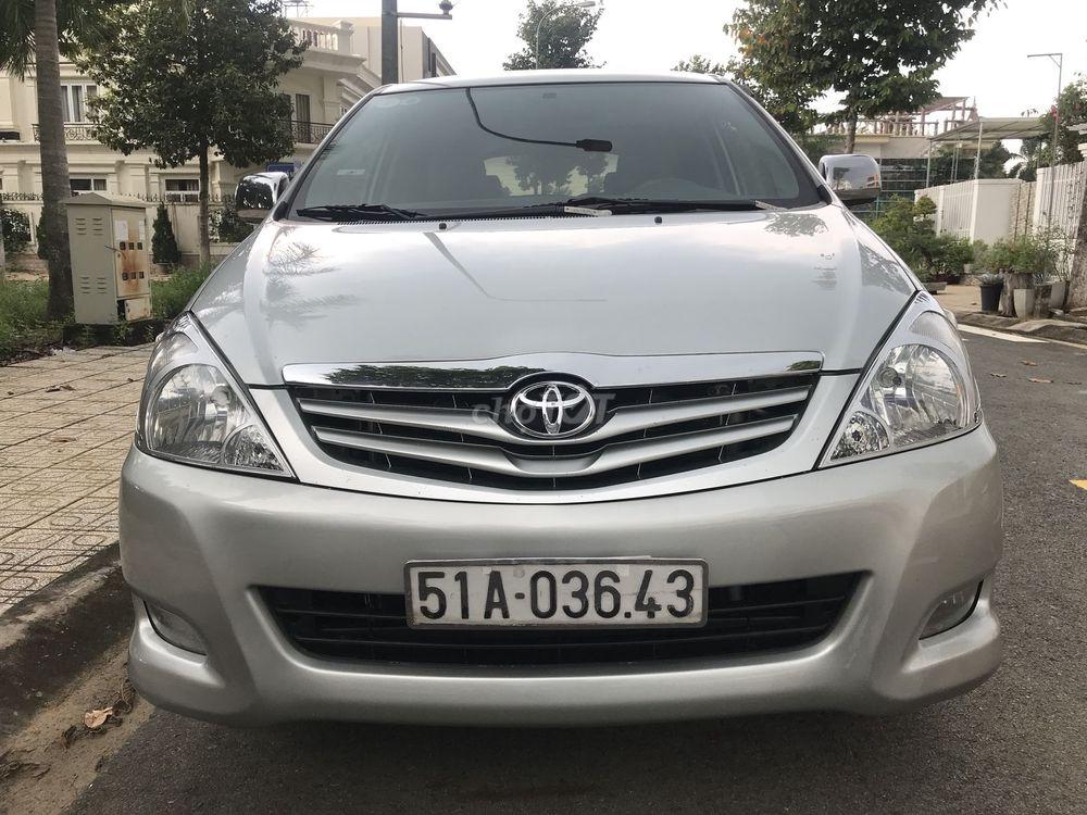 Toyota Innova 2011 G Số sàn, chính chủ bán