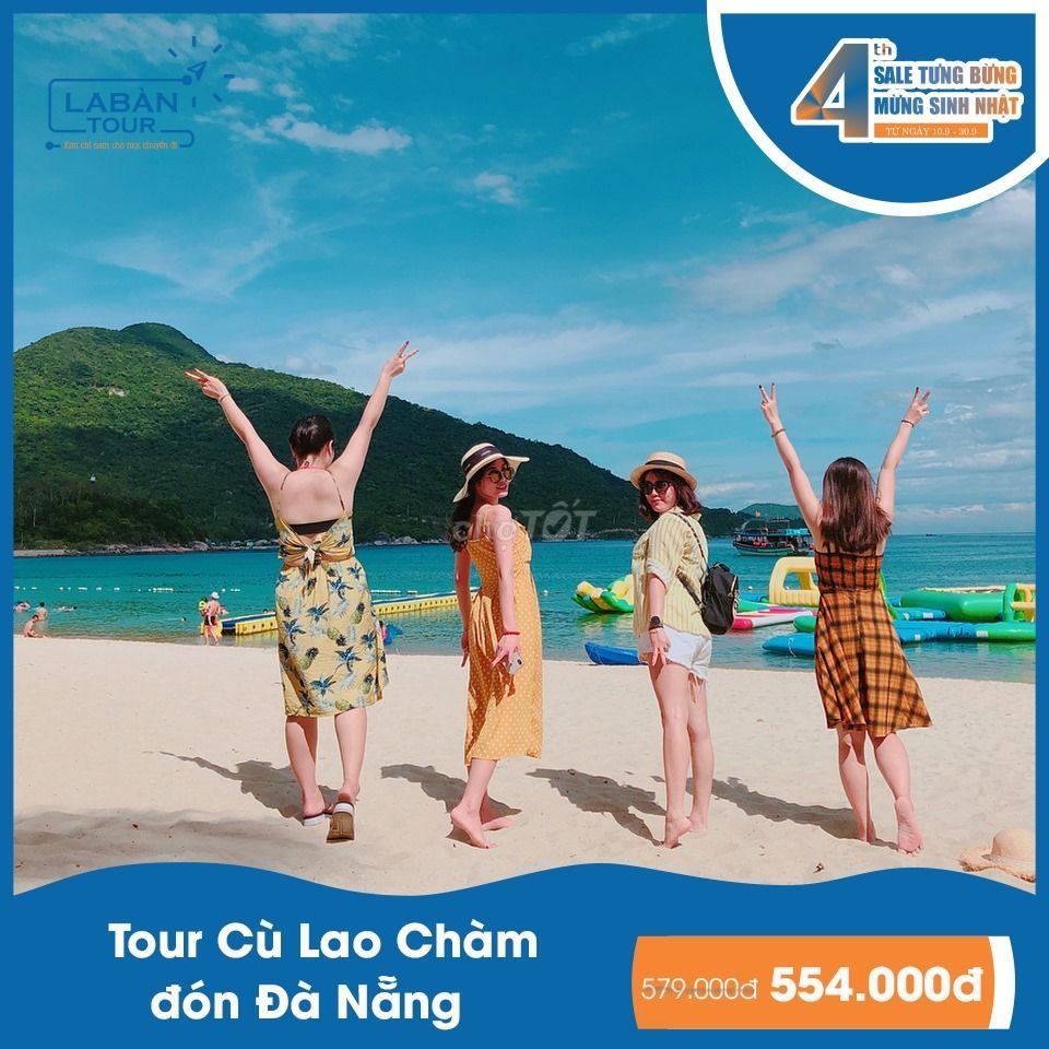 Tour Cù Lao Chàm trong ngày