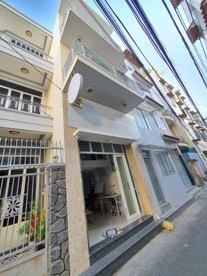 Nhà 3 tầng hẻm Lý Thánh Tôn, phường Lộc Thọ