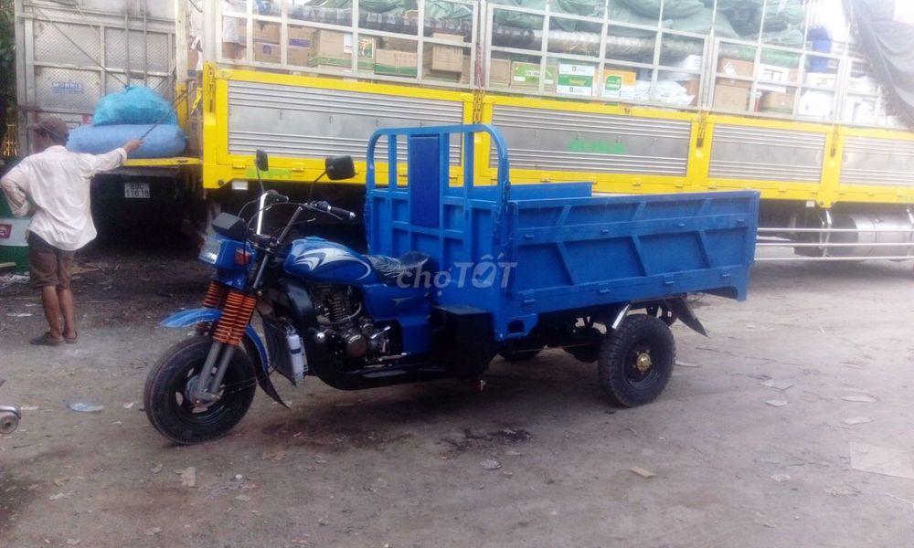 Xe ba gác Cơ khí chế tạo máy Yinxiang 175cc mới