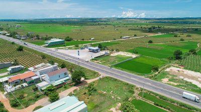 Đất nông nghiệp gần đường Quy hoạch Liên huyện