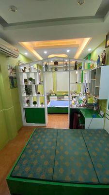 Mặt phố Đội Cấn 5 Tầng Lung Linh - Kinh Doanh