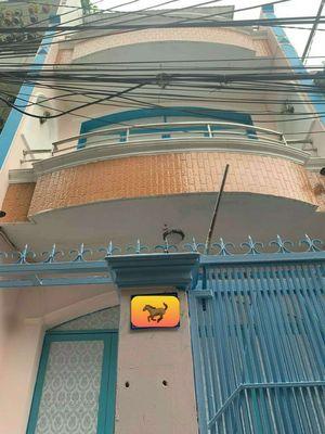 Bán nhà đường Dạ Nam P2.Q8 DT.4.3×15 } 2Lầu Hẽm3m.