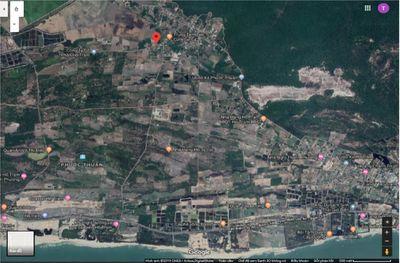 Đất mặt tiền đường nhựa rất đẹp gần biển Hồ Tràm
