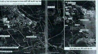 Bán đất nền đầu tư Dương Kinh. giá 550tr