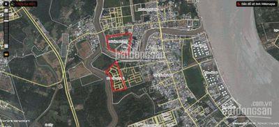 Đất Dự án Phước Lộc Huyện Cần Giờ 420m²