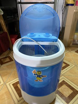 Thanh lí máy giặt mini