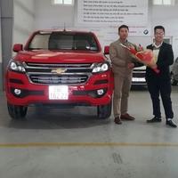 Chevrolet Thăng Long- Mr Lương