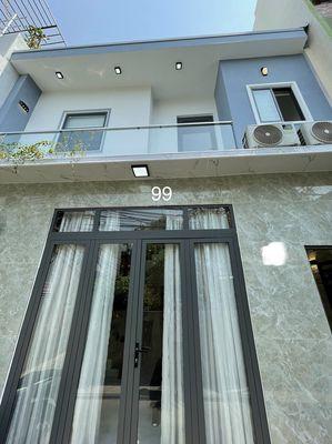 Nhà k130 Điện Biên Phủ sát đường chính, giá tốt