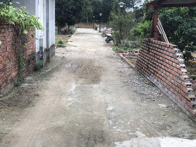 Bán 80m2 đất thổ cư tại thôn 8, Tâ Xã, Thạch Thất