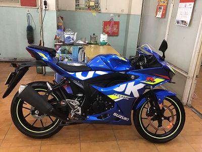 SUZUKI GSX(R) 150 cc,CHÍNH HÃNG,SX 2018, ZIN 100%
