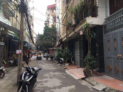 Bán nhà mặt phố Trung Yên 14
