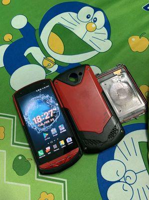 Kyocera Dòng khác Đỏ 32 GB
