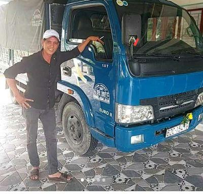 Cần cho thuê hoặt chở thuê xe tải&tài xế