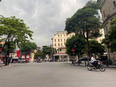 Mặt phố Hàng Giấy, Hoàn Kiếm, kinh doanh Vip 288m2