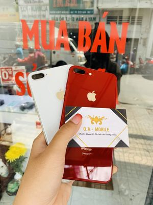 Apple iPhone 8 plus vàng zing keng