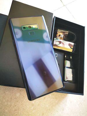 Note 9 Xanh dương 512 gb.2 Sim.Fubox full Áp Suất