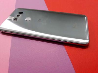 Đăng bán LG V30 màu bạc #64gb bao chiến game có bh