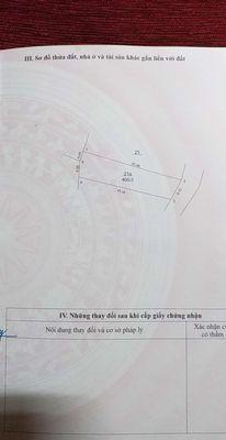Chính chủ bán đất nền Nam Sơn 400m2 (có sổ)