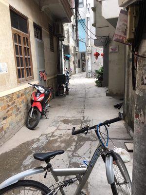 Nhỏ tiền gần phố Định Công 33m 4T chắc chắn 2.4 tỷ